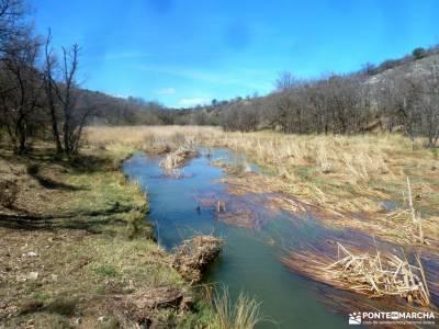 Parque Natural Barranco Río Dulce;amigos la granja de san ildefonso islas azores